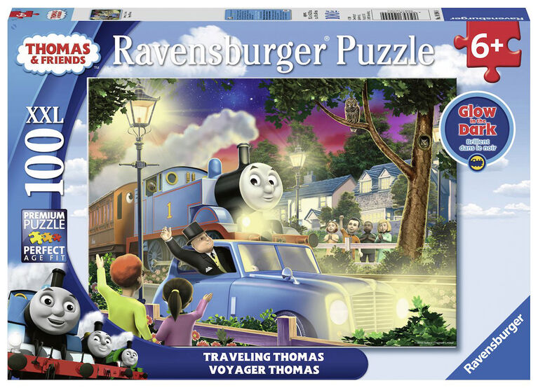 Ravensburger: Thomas & Friends - Travelling casse-tête (100pc)