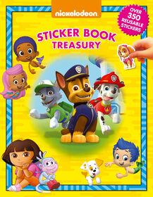 Nick Junior Sticker Book Treasury