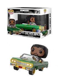 Funko POP! Rides: Ice Cube with Impala