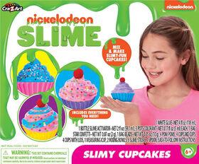 Nickelodeon Slimy Cupcakes Deluxe Slime Kit
