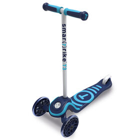 smarTrike T3 2 Stage scooTer - Blue - Toys R Us Exclusive