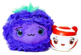 Furzerts Scented Cuddle Cups - Bobbie Blueberrie Plush & Squishi Peppermint Pennie
