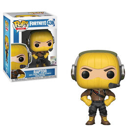 Figurine en vinyle Raptor de Fortnite par Funko POP!.