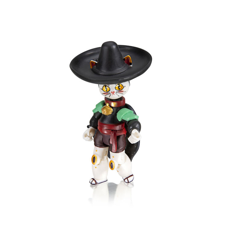 Roblox Imagination Collection Lucky Gatito Figure Pack - English Edition
