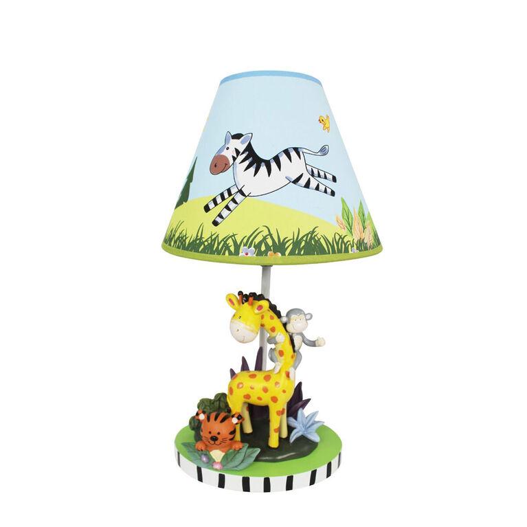 Fantasy Fields - Lampe de table « Safari ensoleillé »