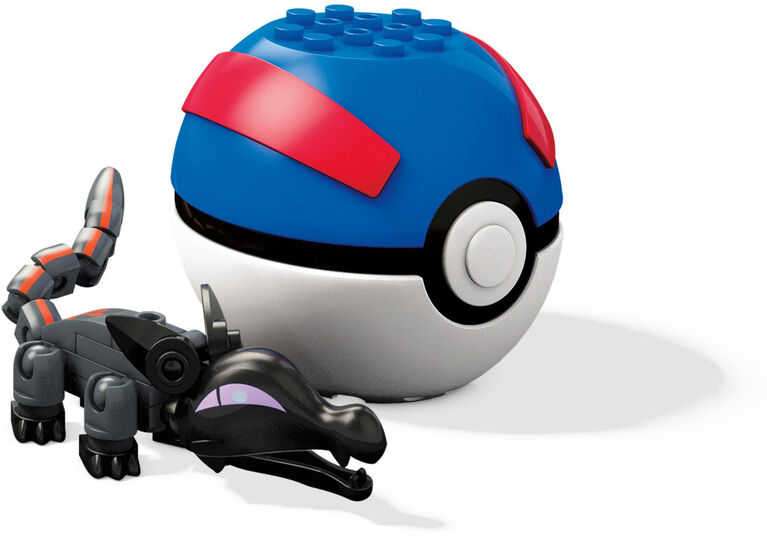 Mega Construx Pokemon Salandit