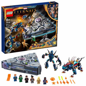 LEGO Super Heroes Rise of the Domo 76156