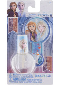 Frozen II Nail Polish and File
