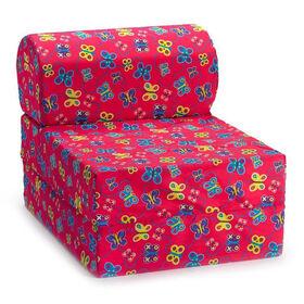 Comfy Kids Chaise dépliante - Papillon