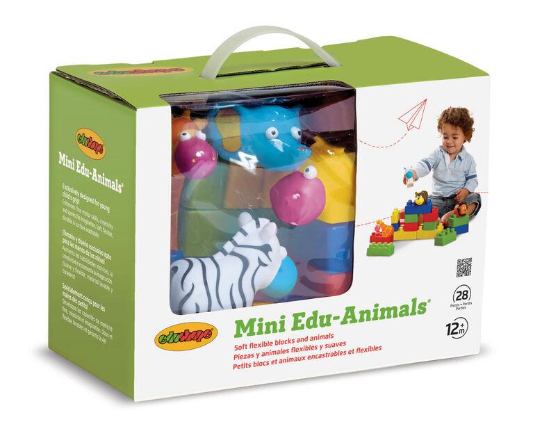 EduShape - Mini Edu-Animals Box 28 pieces