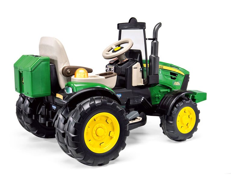 John Deere - Dual Force 12V Ride On