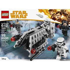 LEGO Star Wars TM Pack de combat de la patrouille impériale 75207.