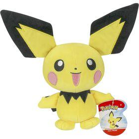 """Pokemon 8"""" Plush - Pichu"""