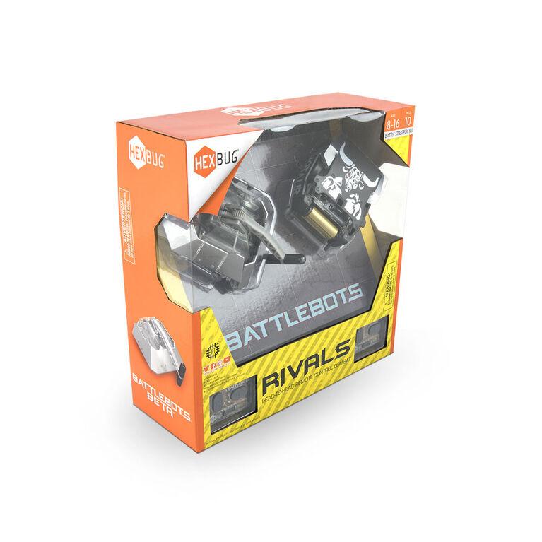 HEXBUG BattleBots RIVALS, paquet de 2 (IR)