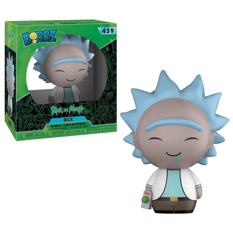 Funko Dorbz! Animations: Rick and Morty - Rick Vinyl Figure