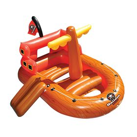 Blue Wave - Galleon Raider Inflatable Pool Toy