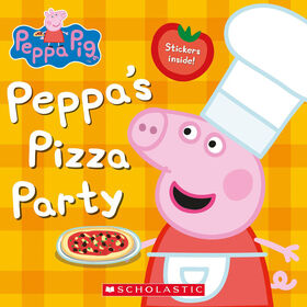 Scholastic - Peppa's Pizza Party - Édition anglaise
