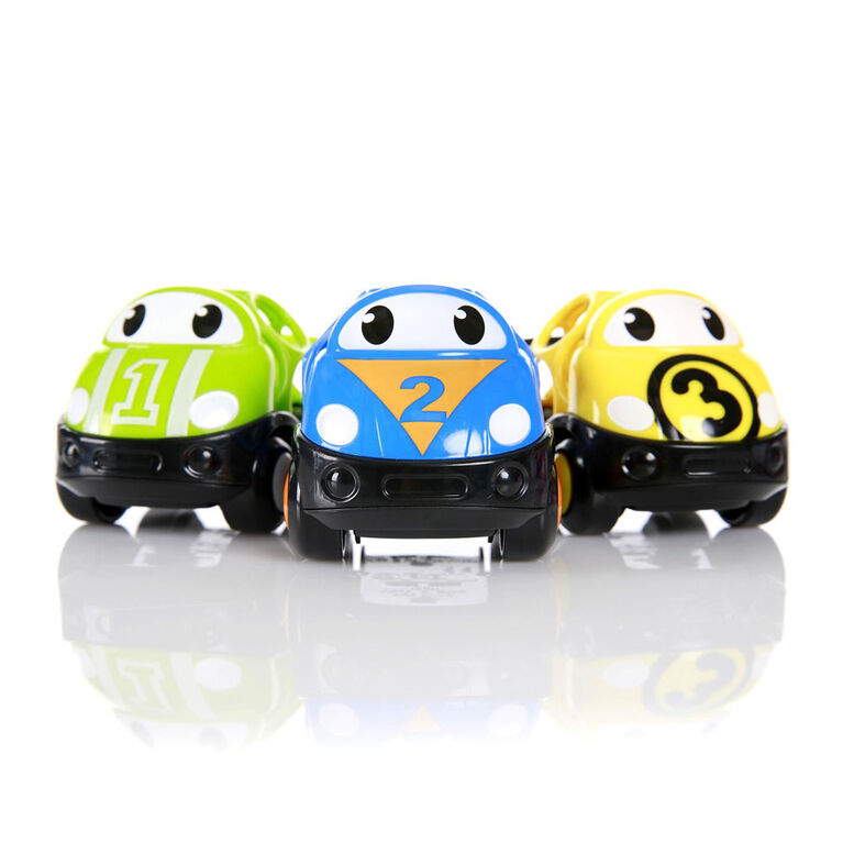Go Grippers Sports Car