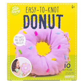 Sew-mazing Know Your Own Donut
