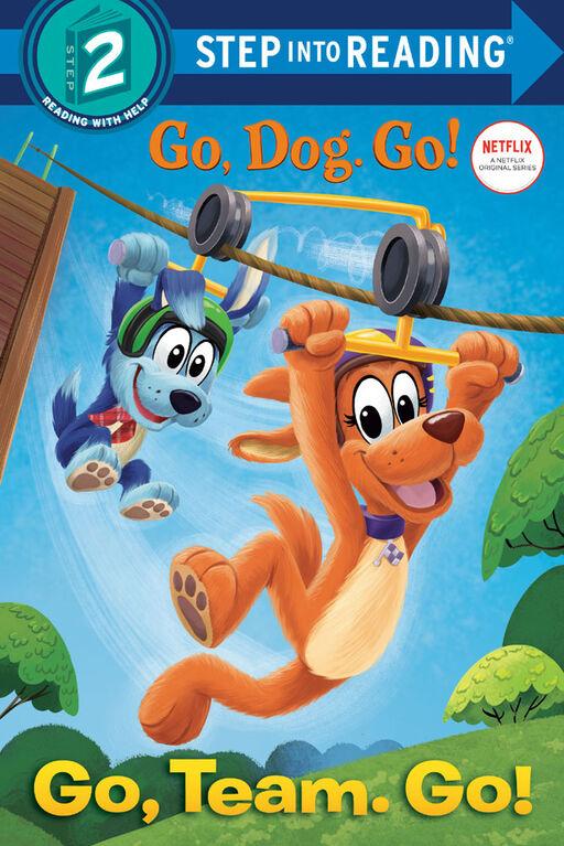 Go, Team. Go! (Netflix: Go, Dog. Go!) - Édition anglaise