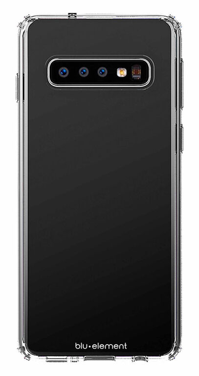 Blu Element Étui Clear Shield Clear pour Samsung Galaxy S10+