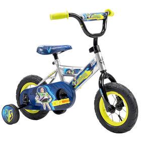 Huffy Disney Pixar Toy Story Bike with Buzz Lightyear - 10 inch
