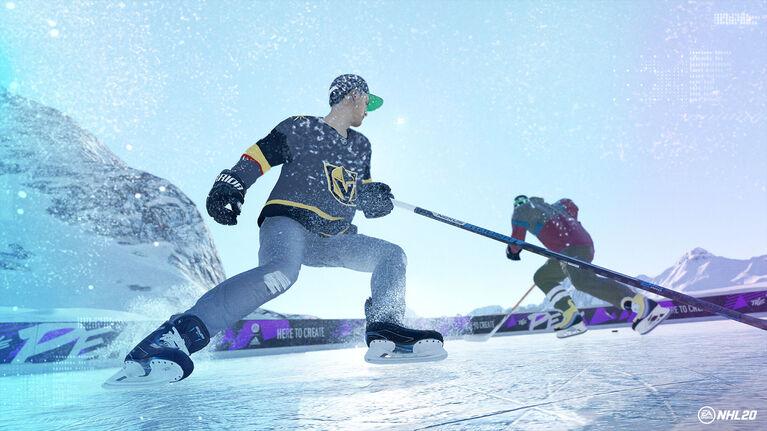 PlayStation 4 NHL 20