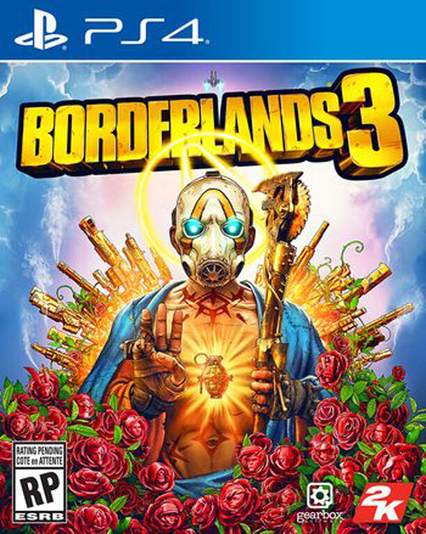 PlayStation 4 Borderlands 3