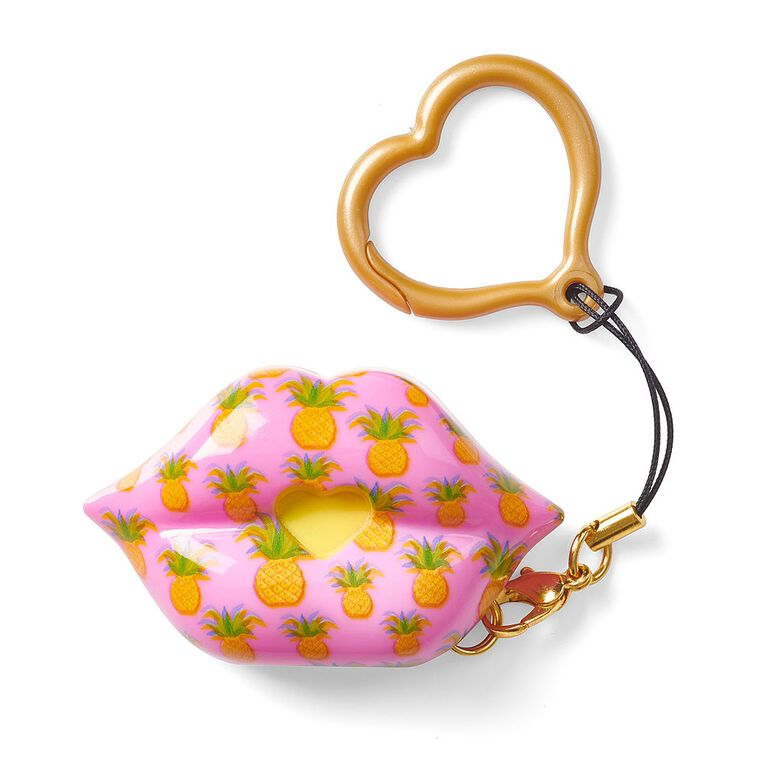S.W.A.K. - Interactive Kissable Key Chain - Tropical Kiss - By WowWee