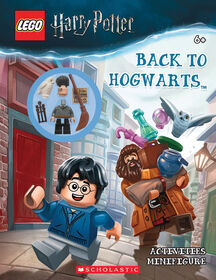 Scholastic - LEGO Harry Potter: Back to Hogwarts - Édition anglaise