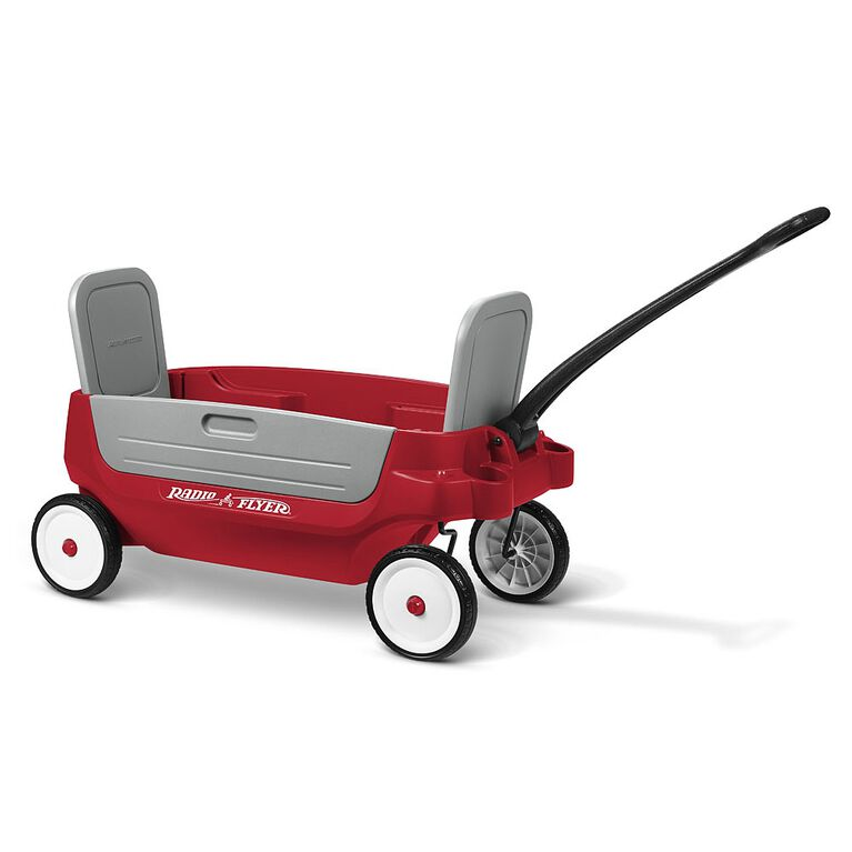 Radio Flyer Grandstand Wagon 3-in-1