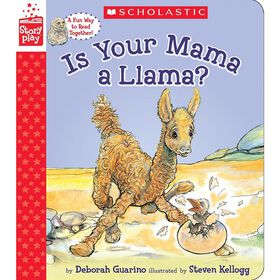 Storyplay: Is Your Mama a Llama?
