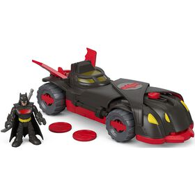 Fisher-Price - Imaginext DC Super Friends Ninja Armor Batmobile Set