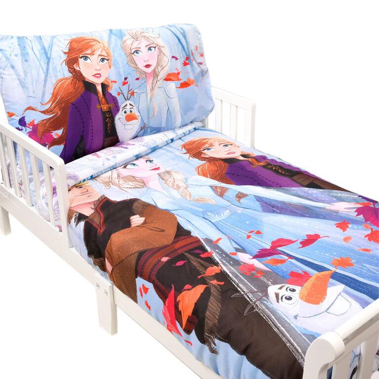 Disney Frozen 2 Ensemble de 3 pièces de literie pour de tout-petit