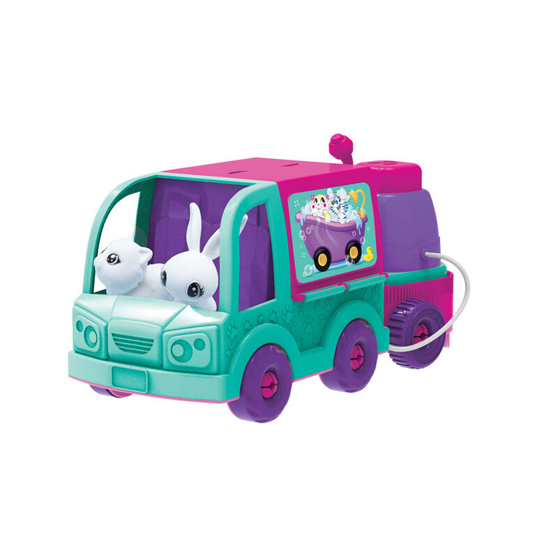 Crayola Scribble Scrubbie Pets Mobile Spa Playset