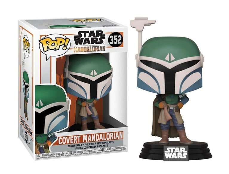 Funko POP! Television: The Mandalorian - Covert Mandalorian