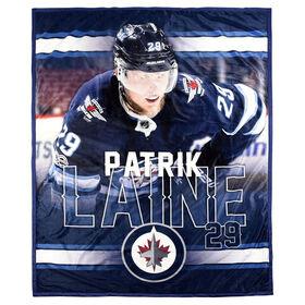 NHLPA Ultimate Fan Throw- Patrik Laine