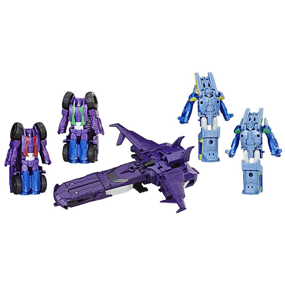 Ultra Bee figures Transformers Robots in Disguise Combineur Force galvatronus