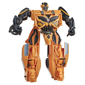 Transformers Buzzworthy Bumblebee Mega 1-Step Bumblebee