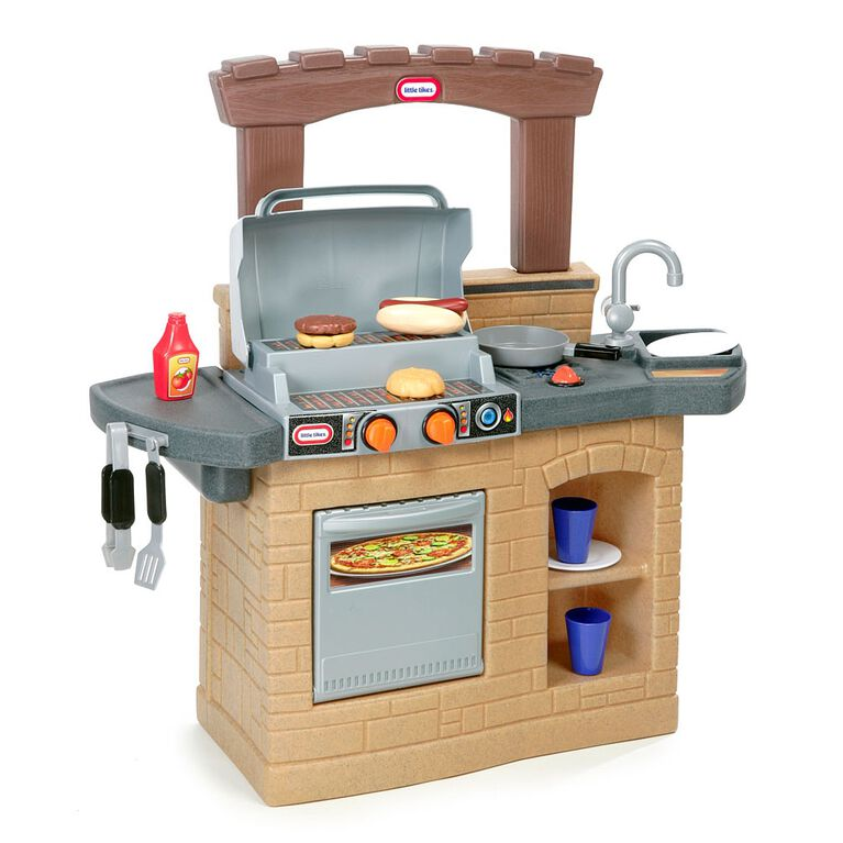 Little Tikes - Cook 'n Play Outdoor BBQ