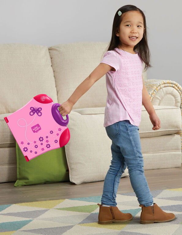 LeapFrog - LeapStart Interactive Learning System - Pink - French Edition