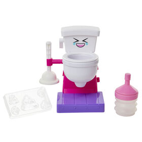Chocolate Poop Maker - Pink Plunger