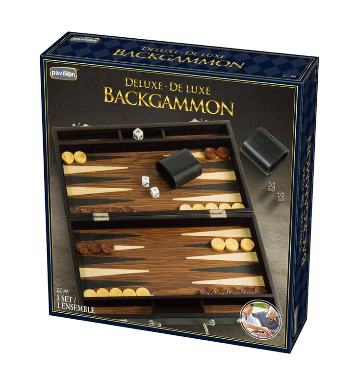Pavilion Deluxe - Backgammon