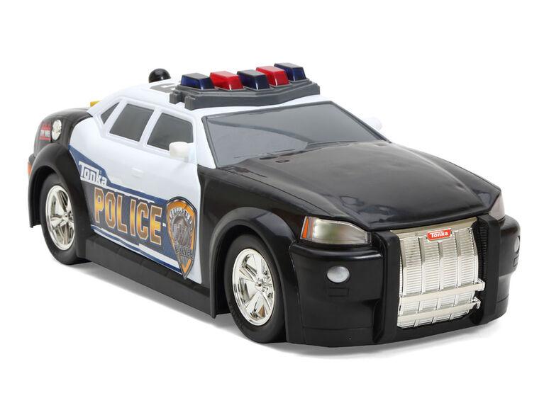 Tonka - Mighty Motorized City Service - Police Cruiser