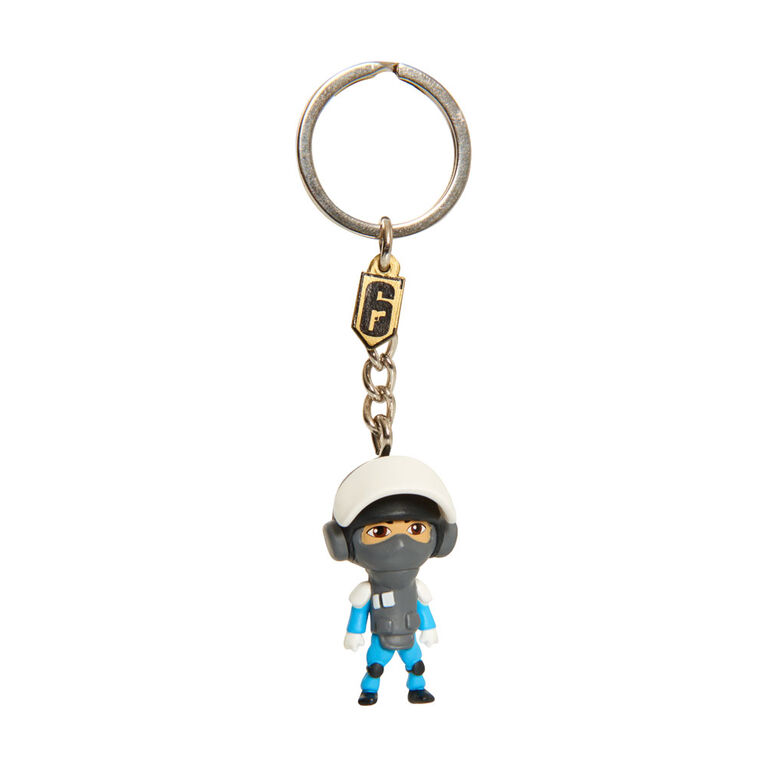 Ubisoft Six Collection Keychain - Doc - R Exclusive