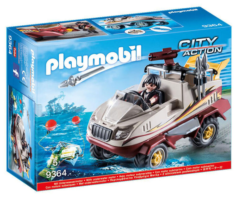 Playmobil - Amphibious Truck