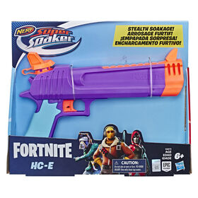 Fortnite HC-E Nerf Super Soaker Toy Water Blaster