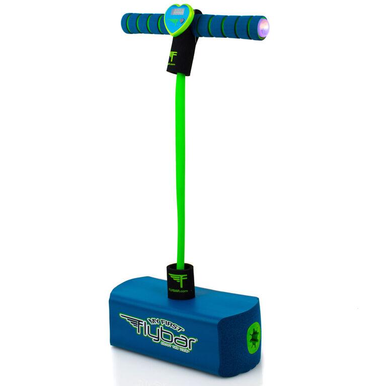 Flybar My First Foam Pogo Jumper (Blue LED)