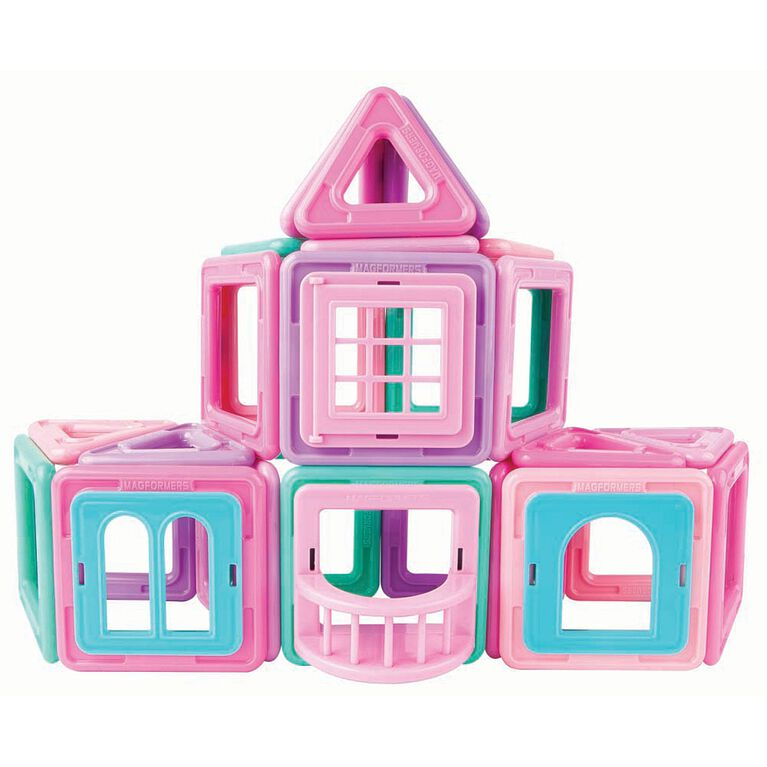 Magformers Mini House 42 Piece Set