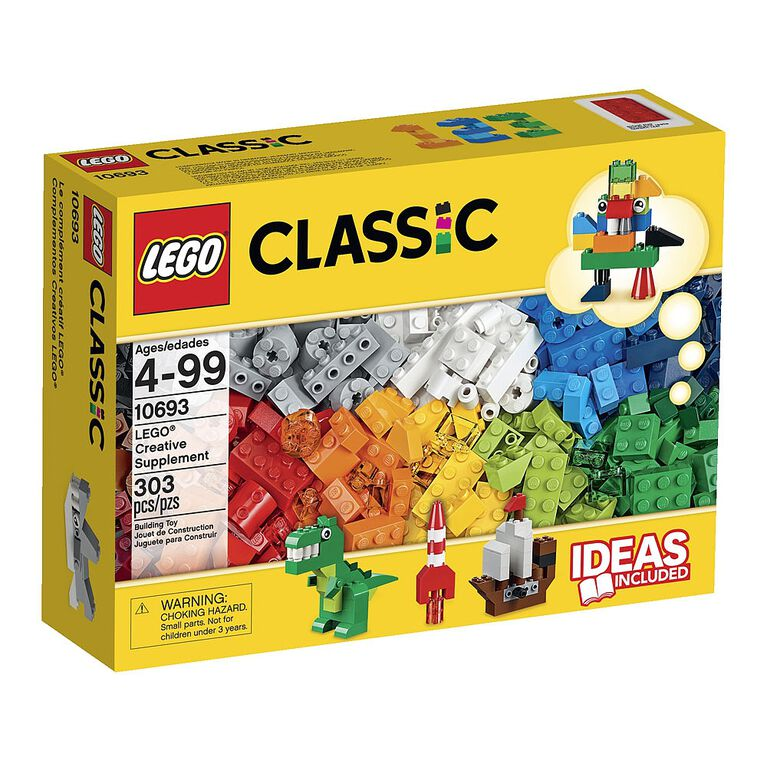 LEGO Creative - LEGO Creative Supplement (10693)